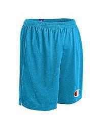 Champion Men's Mesh Shorts, C Logo