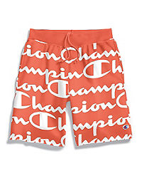 Champion Life® Men's Reverse Weave™ Cut-Off Shorts, Allover Print