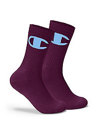 Champion Life® Big C Crew Socks 1-Pair