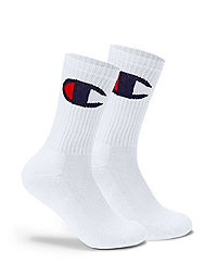 aea47acbb59b2 Champion Life® Big C Crew Socks 1-Pair