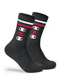Champion Life® Repeat C Crew Socks 1-Pair