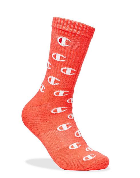 976eb063cadb Champion Life™ Allover C Crew Socks