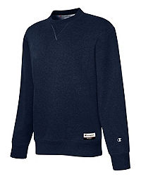 Champion Men's Sueded Fleece Crew