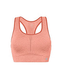 Champion The Infinity Shape Heather Sports Bra