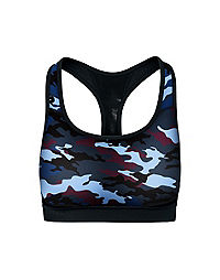 Champion The Absolute Max Print Sports Bra