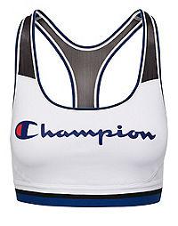 Champion The Absolute Mesh Sports Bra, Script Logo