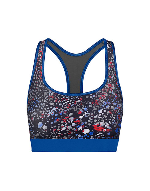 Champion The Absolute Workout Stripe Sports Bra
