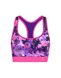 Champion The Absolute Workout Print Sports Bra