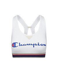 Champion The Authentic Sports Bra, Script Logo