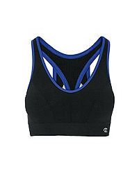 Champion The Infinity Cotton Rib Sports Bra