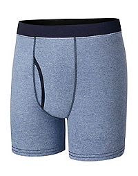 Hanes Boys' ComfortSoft® Dyed Boxer Briefs with ComfortSoft® Waistband 7-Pack