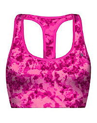 Champion The Absolute Comfort Print Sports Bra