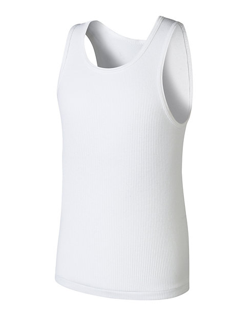 Hanes Ultimate® Boys' Lightweight Tanks 5-Pack