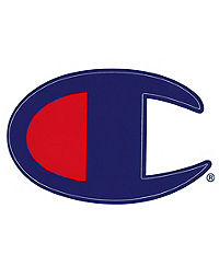 Champion Sticker, Big C Logo
