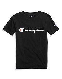 a15fed7fcdd Champion Life® Kids' Heritage Tee, Script Logo