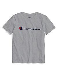 Champion Life® Boys' Heritage Tee, Script Logo