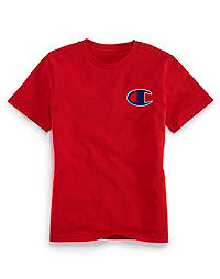 Champion Youth Heritage Tee, C Logo