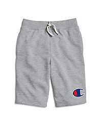 Champion Life® Kids' French Terry Shorts, Big C Logo