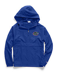 Champion Collegiate Packable Jacket, Florida Gators