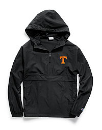 Champion Collegiate Packable Jacket, Tennessee Volunteers