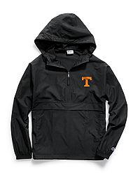 Champion Collegiate Packable Jacket, Tennessee Volunteers