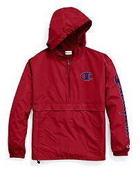 Champion Packable Jacket, Big C Logos