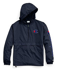 Champion Packable Jacket, Big C Logos