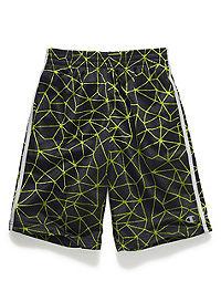 Champion Boys' Polygon Linear Shorts