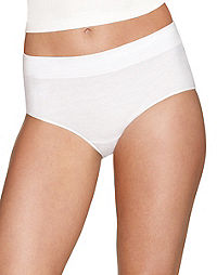 Hanes Women's Constant Comfort® X-Temp® Brief Panties 3-Pack
