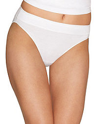 Hanes Women's Constant Comfort® X-Temp® Hi-Cut Panties 3-Pack