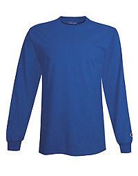 8d6dc8340501 Men's Long Sleeve T-Shirts | Champion