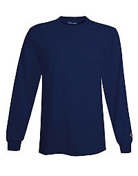 Champion Men's Long-Sleeve Tee