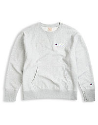 Champion Europe Premium Men's Reverse Weave® French Terry Deconstructed Crew