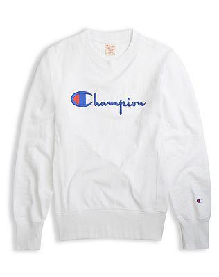 dd2c5eab2768 Shoptagr   Champion Europe Premium Men's Reverse Weave® Crew, Script ...