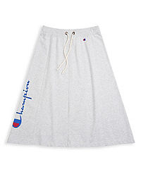 Champion Europe Premium Women's Jersey Drawstring Skirt
