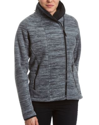 Champion Women's Sherpa-Lined Fleece Jacket