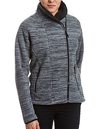 Champion Women's Sherpa-Lined Fleece Jacket