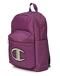 Champion Life™ Supercize Backpack, Floss Stitch C Logo