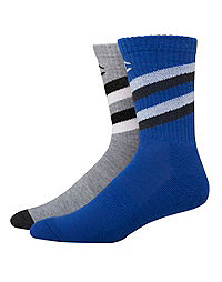 Champion Men's Performance Crew Socks, 2-Pack