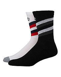Champion Men's Performance Crew Socks, 2-Pack