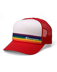 Exclusive Champion Life™ Pride Trucker Hat