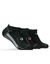 Champion Men's No-Show Running Socks 3-Pack