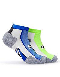 Champion Men's Mid-Ankle Running Socks 2-Pack