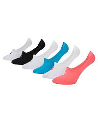 Champion Women's Performance Invisible Liner Socks 6-Pack