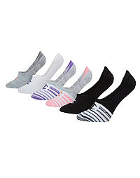 995837d2b Champion Women s Performance Invisible Liner Socks 6-Pack