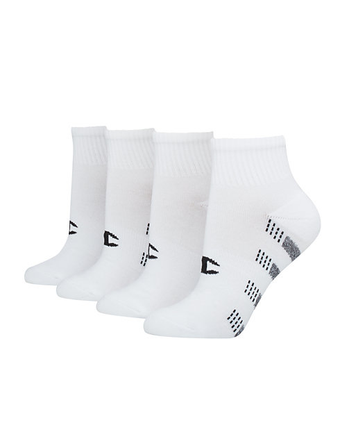 Champion Women's Performance Ankle Socks, 6-Pack