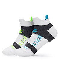 Champion Women's Double-Heel Shield®  Compression Running Socks 2-Pack
