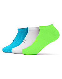 Champion Women's No-Show Socks 3-Pack
