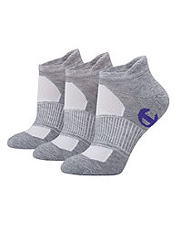 Champion Women's Performance Heel Shield® Socks 3-Pack