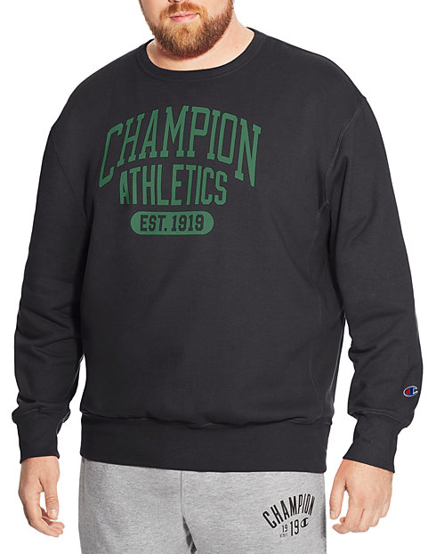 Champion Big & Tall Men's Heritage Sweatshirt
